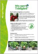 Produktblad MeT jordgubbar och smultron 2018